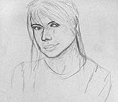 Anleitung Portrait Zeichnen Lernen
