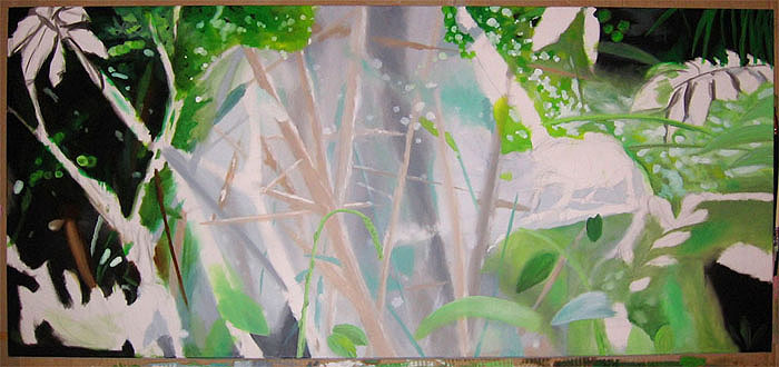 guide - painting with oil paints