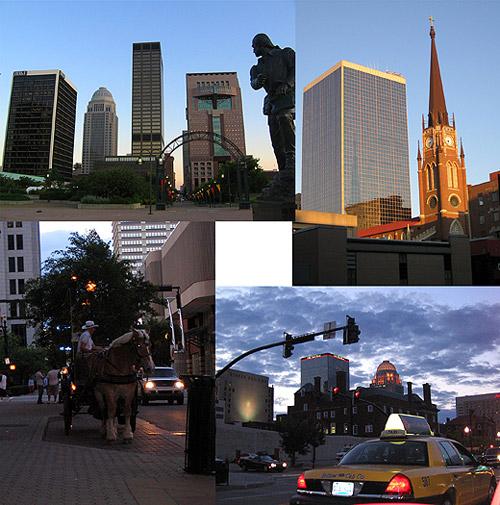 Fotos von Louisville in Kentucky