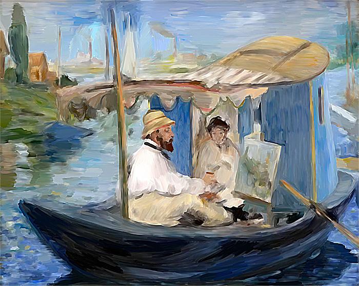 ölmalerei  Die Geschichte der Ölmalerei in der Kunst