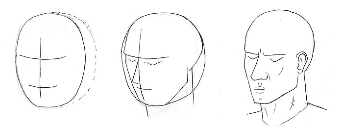 How to Draw Faces Step by Step
