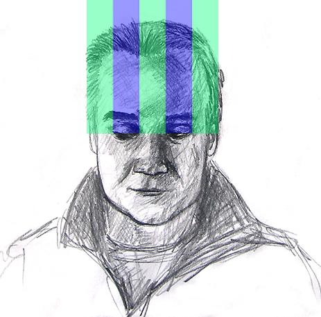 Einzigartig Anleitung - Portrait Zeichnen lernen JJ12