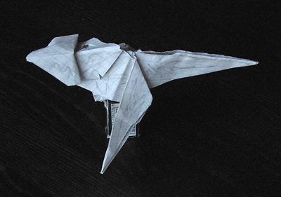 Origami-T-Rex