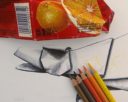 Papierkrieger zeichnen lernen