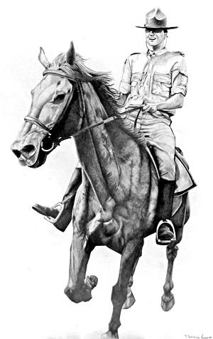 Pferde Zeichnen Lernen