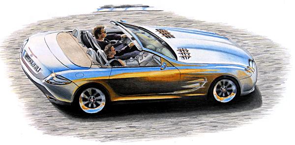 Fabelhaft Autos zeichnen @UE_18
