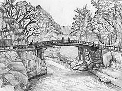 Landschaften zeichnen lernen
