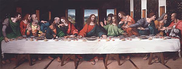Das Abendmahl